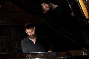 piano - recital schubert - la roque d'antheron