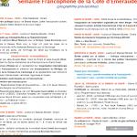 lafontaine, semaine francophonie, alain carre, fables