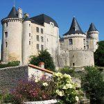 Chateau de Verneuil-sur-Charente.-La-Rochefoucauld-Bourges-Maunoury