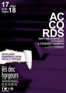 Martine-Gabrielle Konorski Federico Mompou-bourges maunoury